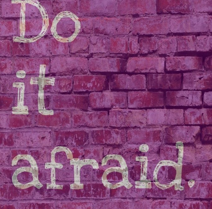Mathew 14:26 Do It Afraid