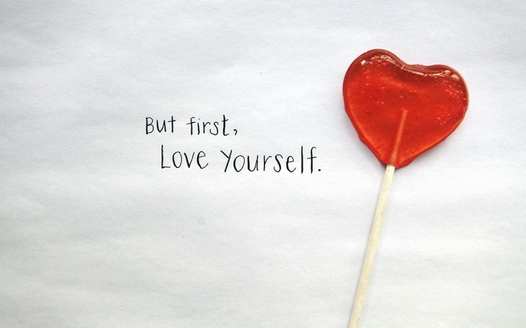 Are you in love with….yourself?….. Matthew 22:  37-39