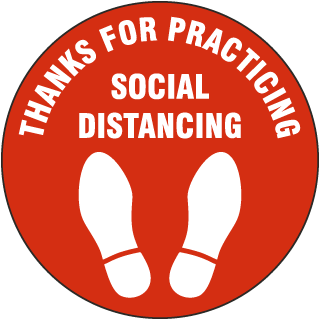 What To Do When Standing in a Queue, Social Distancing Strategy