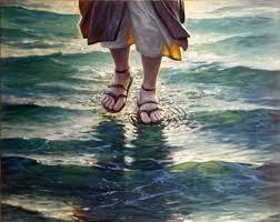 So Do It Afraid:  Matthew 14:  26-39